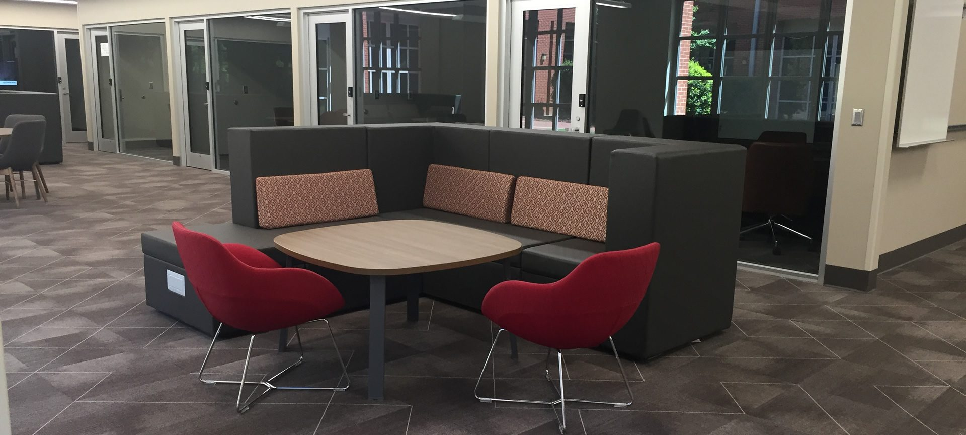 Capital Hall Student Community Engagement Center Seating
